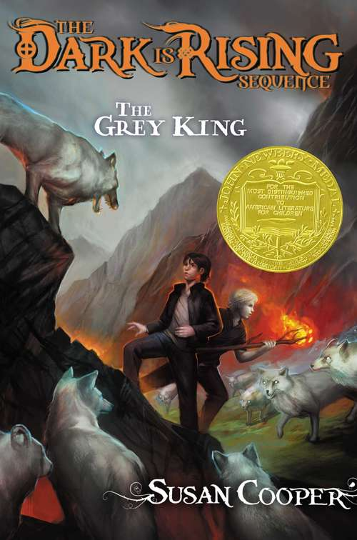 The Grey King (The Dark is Rising #4)