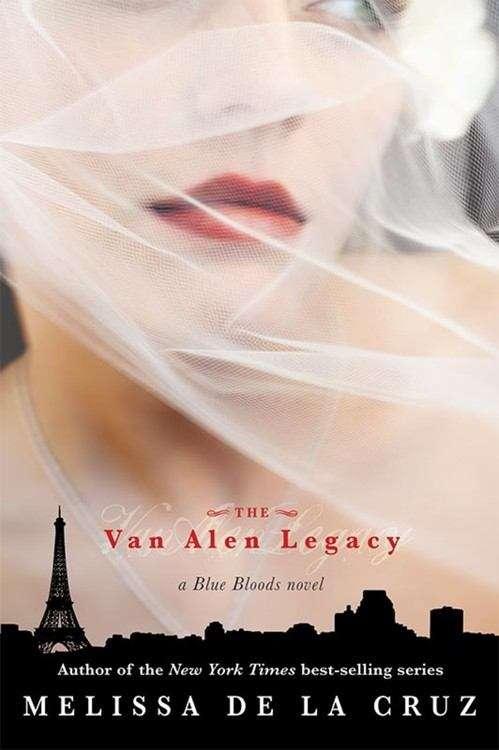 The Van Alen Legacy (The Blue Bloods #4)