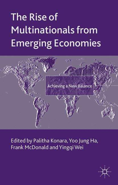 The Rise of Multinationals from Emerging Economies