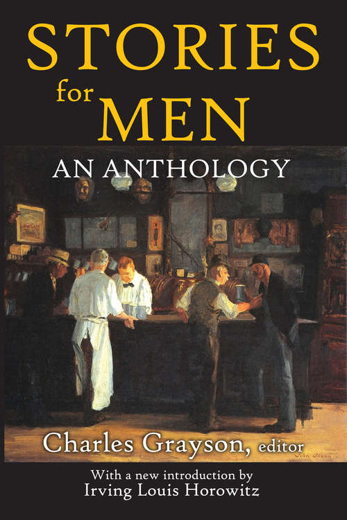 Stories for Men: An Anthology