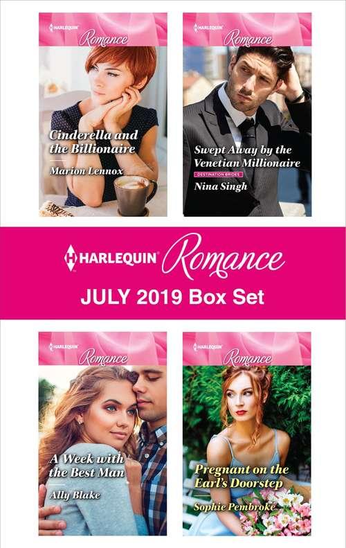 Harlequin Romance July 2019 Box Set