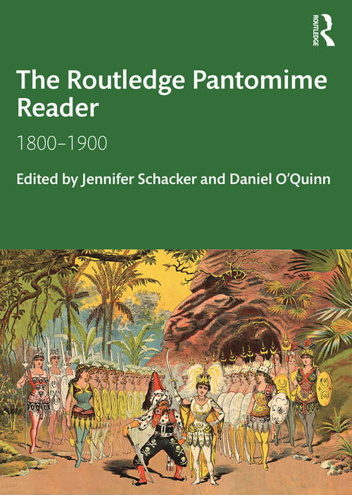 The Routledge Pantomime Reader: 1800-1900