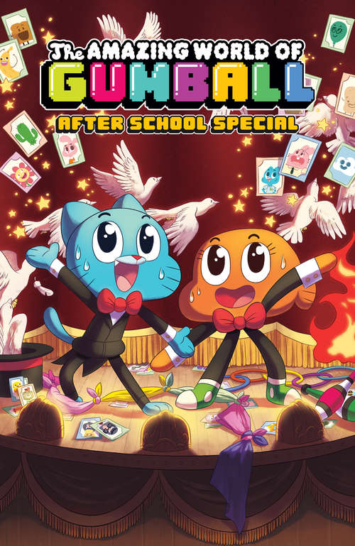 Amazing World of Gumball After School Special (The Amazing World of Gumball)
