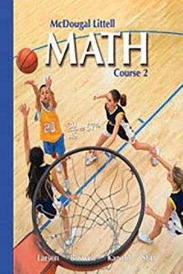 McDougal Littell Middle School Math: Course 2