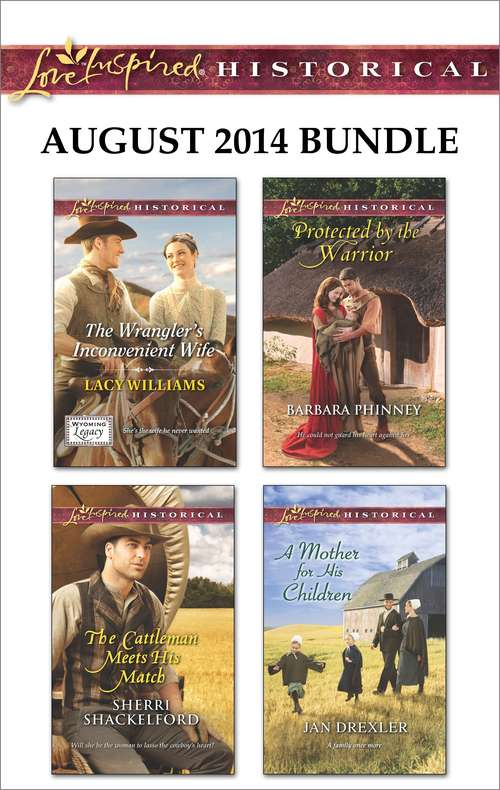 Love Inspired Historical August 2014 Bundle