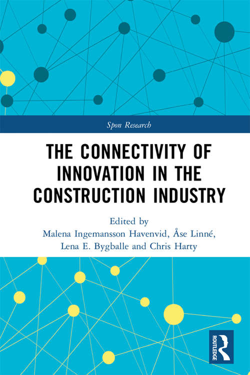 The Connectivity of Innovation in the Construction Industry (Spon Research)