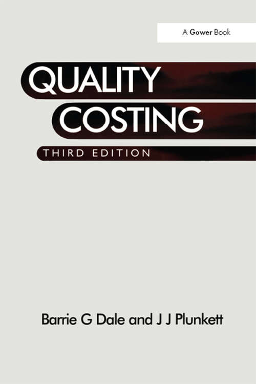 Quality Costing