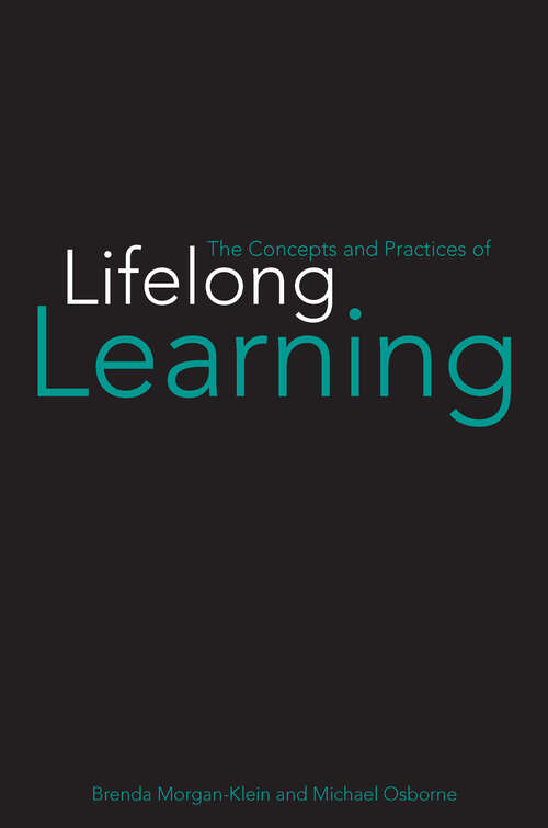 The Concepts and Practices of Lifelong Learning