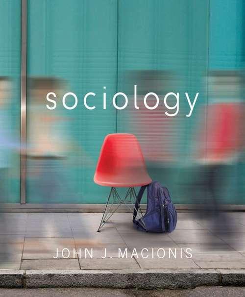 Sociology 14th Edition