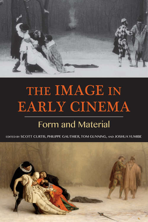 The Image in Early Cinema: Form and Material (Early Cinema in Review)