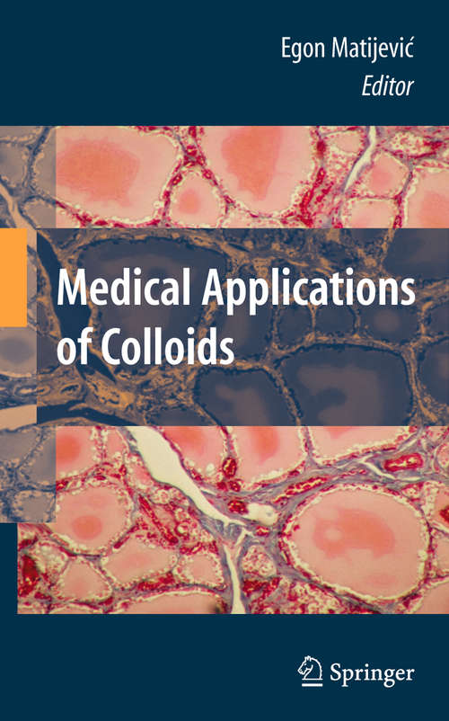 application of colloids Application of colloids.
