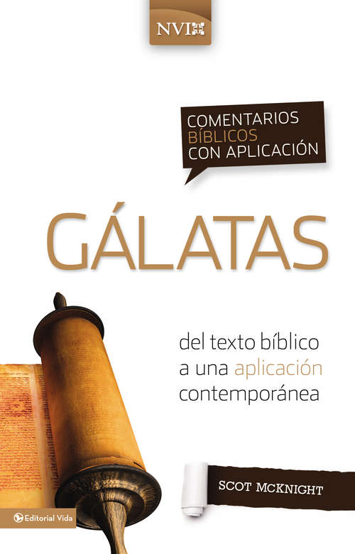 The NIV Application Commentary: Galatians