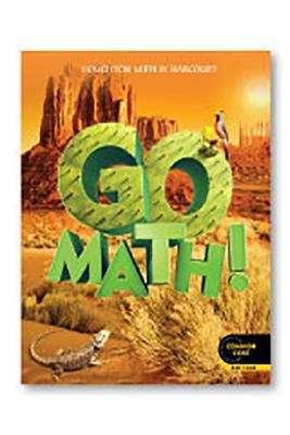 Go Math! [Grade 5]