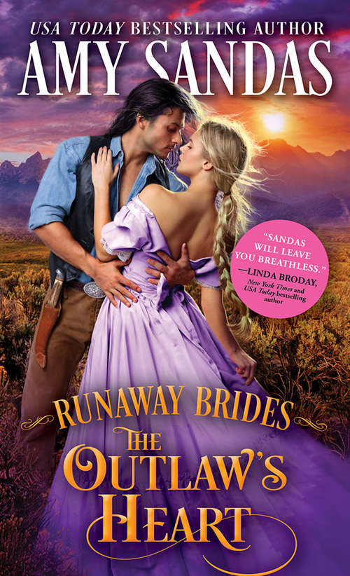 The Outlaw's Heart (Runaway Brides #3)