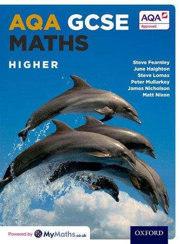 Aqa Gcse Maths Higher Pdf Uk Education Collection