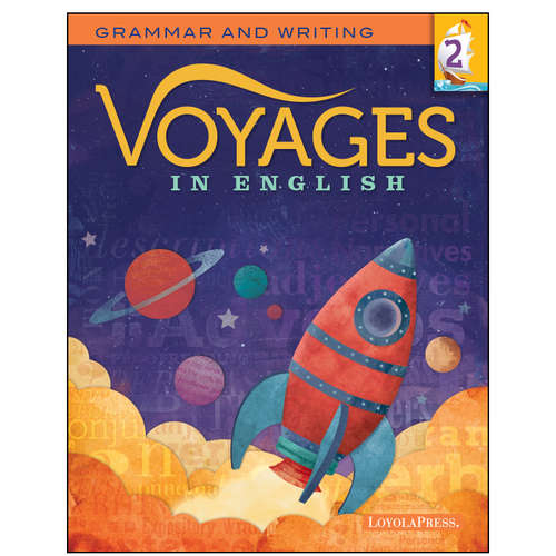 Voyages in English Grammar and Writing 2