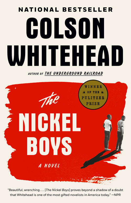 Collection sample book cover The Nickel Boys by Colson Whitehead