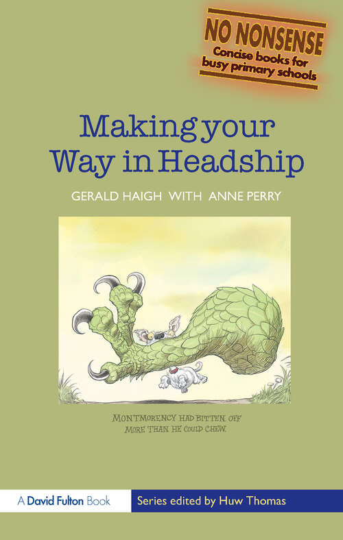 Making your Way in Headship (No-Nonsense Series)