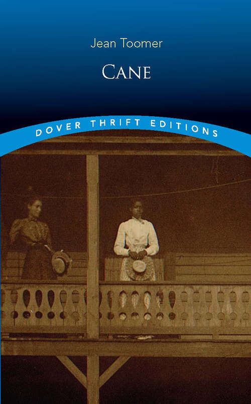 Cane (Dover Thrift Editions #0)
