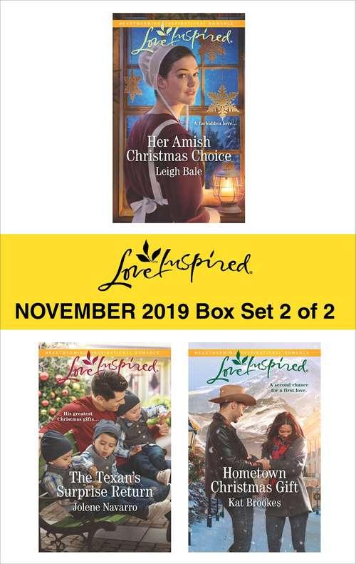 Harlequin Love Inspired November 2019 - Box Set 2 of 2: An Anthology