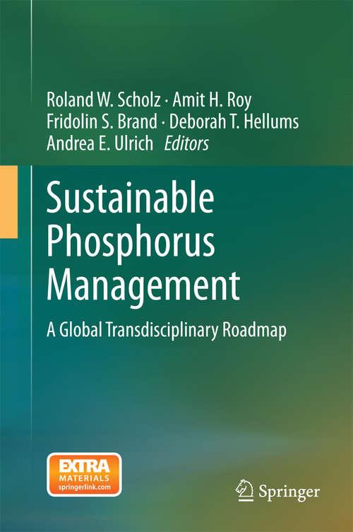 Sustainable Phosphorus Management