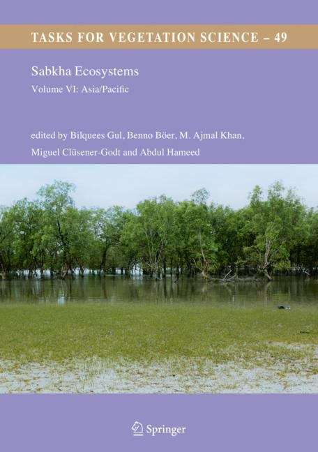 Sabkha Ecosystems: Volume VI: Asia/Pacific (Tasks for Vegetation Science #49)