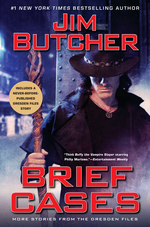 Brief Cases: The Dresden Files (Dresden Files)
