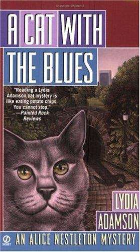 A Cat with the Blues (An Alice Nestleton Mystery #18)