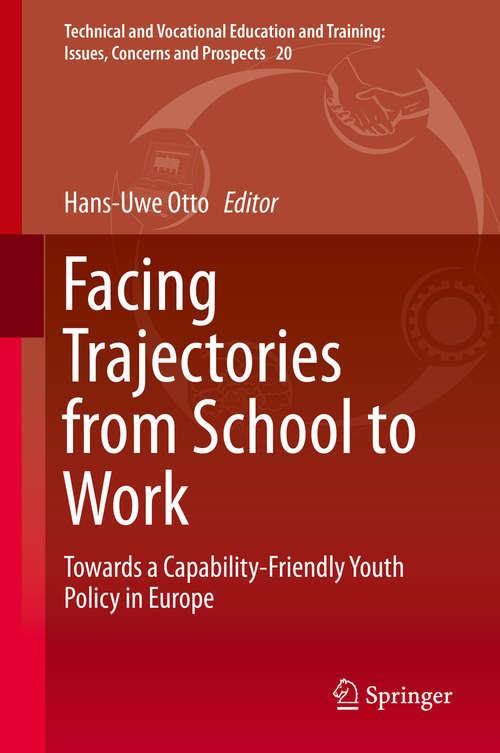 Facing Trajectories from School to Work