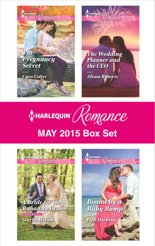 Harlequin Romance May 2015 Box Set