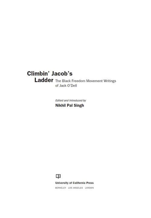 Climbin' Jacob's Ladder