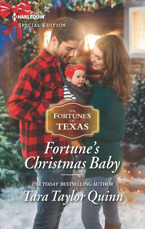 Fortune's Christmas Baby (The Fortunes of Texas #2)