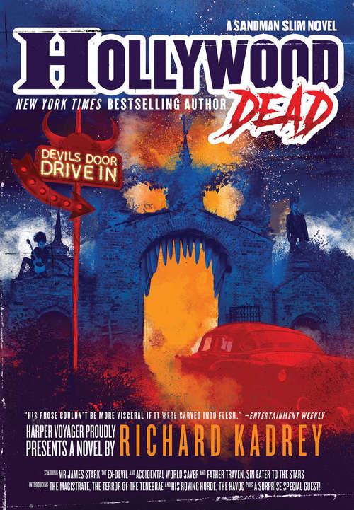 Hollywood Dead: A Sandman Slim Novel (Sandman Slim #10)