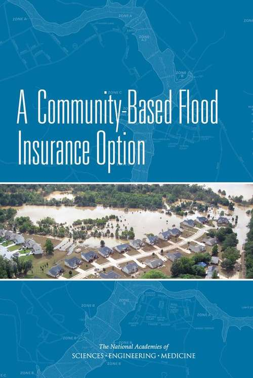 A Community-Based Flood Insurance Option