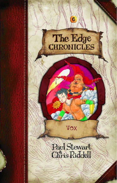 Edge Chronicles 8: Vox