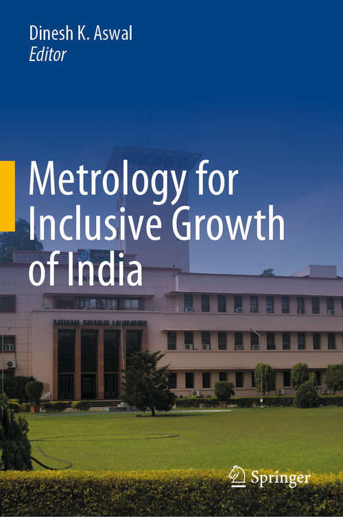 Metrology for Inclusive Growth of India