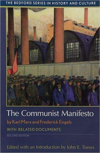 The Communist Manifesto: With Related Documents (Bedford Series in History and Culture)