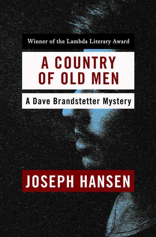 A Country of Old Men (Dave Brandstetter #12)