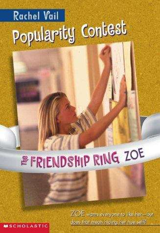Popularity Contest (The Friendship Ring Series #5)
