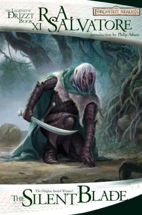 The Silent Blade: Paths of Darkness #1) (The Legend of Drizzt)