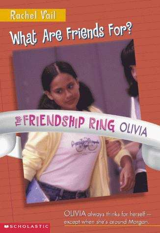 What Are Friends For? (The Friendship Ring Series #4)