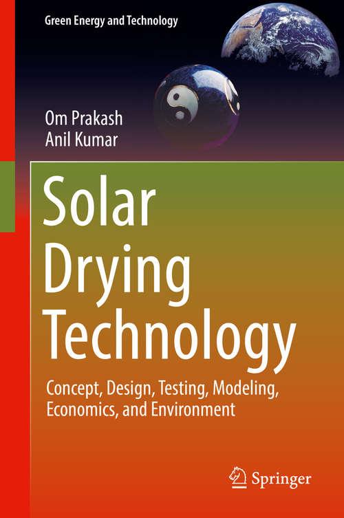Solar Drying Technology