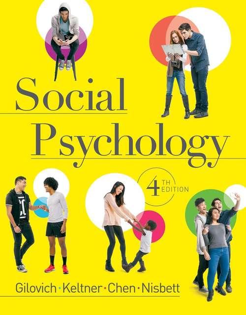 Social Psychology (4th edition)