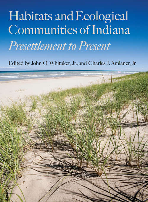 Habitats and Ecological Communities of Indiana