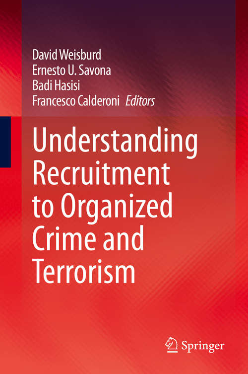 Understanding Recruitment to Organized Crime and Terrorism