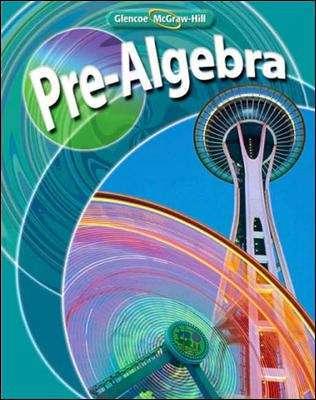 Glencoe Pre-Algebra