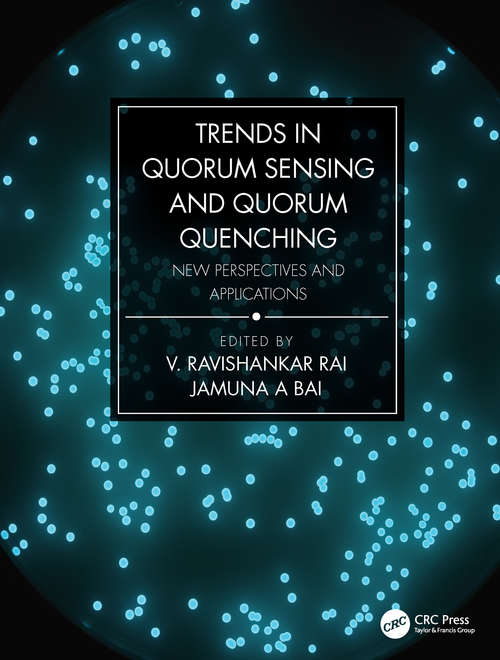 Trends in Quorum Sensing and Quorum Quenching: New Perspectives and Applications
