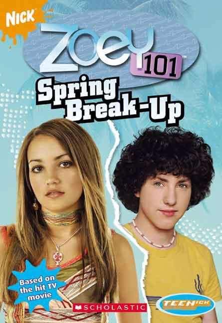 Spring Break-Up (Zoey #101)
