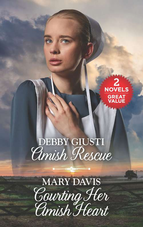 Amish Rescue and Courting Her Amish Heart: An Anthology