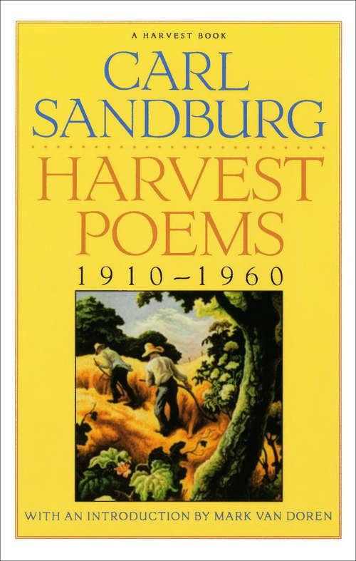Harvest Poems: 1910–1960